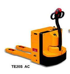 เครื่องยกสินค้า Powered Pallet Truck ( AC )
