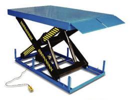 เครื่องยกสินค้า U Low Lift Table
