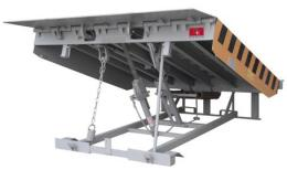 เครื่องยกพื้นสูง Specification - Mechanical Dock
