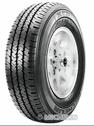 ยางรถยนต์ Michelin XCD