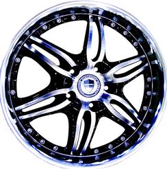 """ล้อแม็ก Topwheel M6 17"""" 5 รู"""