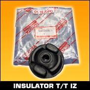 อะไหล่รถยก INSULATOR TOYOTA IZ 12361-23000-71