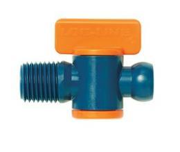 """ท่อกระดูกงู 1/4"""" Male NPT valve"""