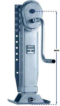 เท้าค้ำยันรุ่น D200T