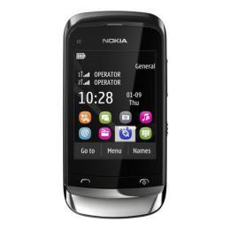 มือถือ โนเกีย C2-06 Dual SIM