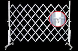 รั้วกั้นอเนกประสงค์(ทำจากเหล็ก)NO.FNB162R