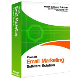 โปรแกรม Prosoft Email Marketing