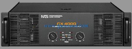 เพาเวอร์แอมป์ NTS CX-4000