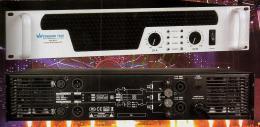 เพาเวอร์แอมป์ PRO EUROTECH MX-600II
