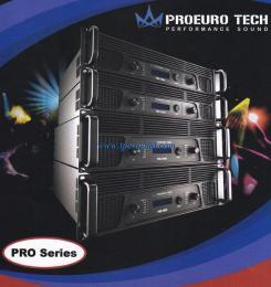 เพาเวอร์แอมป์ PRO EUROTECH PRO-2900