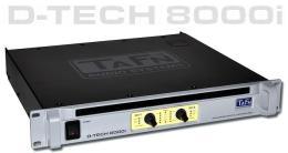 เพาเวอร์แอมป์ TAFN D-Tech 8000i