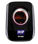 เครื่องอ่านลายนิ้วมือ HIP CM5000 สามารถเก็บลายนิ้วมือได้ทั้ง 10 นิ้ว สามารถสแกนลายนิ้วมือได้ 360