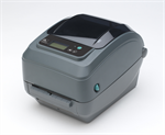 เครื่องพิมพ์บาร์โค้ด Zebra GX420t thermal transfer printer Specs Resolution 203 dpi (8 dots/mm) Widt