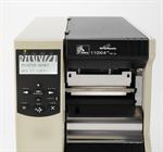 บาร์โค้ด Zebra High Performance 110Xi4, offers fast, 14-ips print speeds and is designed