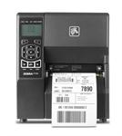 เครื่องพิมพ์บาร์โค้ด Zebra ZT230 Industrial Printer durability of a metal frame and cover with an ic