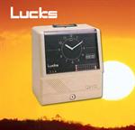 เครื่องตอกบัตร LUCKS QR732x