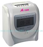 เครื่องตอกบัตร Alpha Time ALP7100d