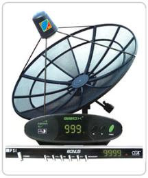 ชุดรับสัญญาณดาวเทียม PSI รุ่น Dmove OTA