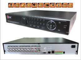 อุปกรณ์รักษาความปลอดภัย CTS-9516ULI