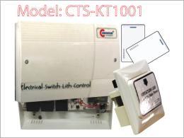 ระบบคีย์การ์ด-คีย์เท็ค CTS-KT1001