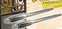 ประตูบานสวิง ARM GATE SYSTEM