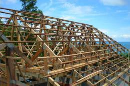 โครงหลังคาไม้ประกอบสำเร็จ