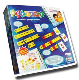 Puzzles คณิตศาสตร์ พร้อมคำศัพท์ 2026