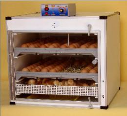 ตู้ฟักไข่ ( 144 ฟอง ) และตู้เกิดในตู้เดียวกัน ( 72