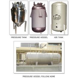 Pressure Vessel ASME Standard
