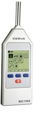 เครื่องวัดเสียง รุ่น SC 102