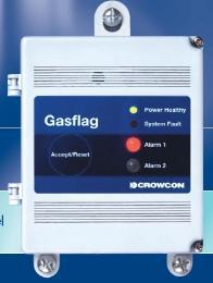 เครื่องวัดก๊าซ รุ่น Gasflag