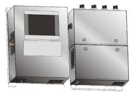 เครื่องวัดก๊าซในปล่องระบาย รุ่น MSSH Multipoint