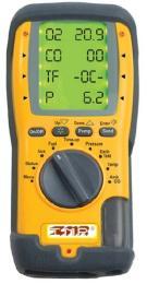 เครื่องวัดก๊าซในปล่องระบาย รุ่น IMR 1050X