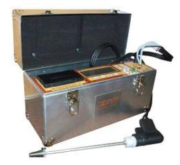 เครื่องวัดก๊าซในปล่องระบาย รุ่น IMR 1400-IR