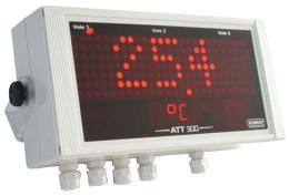 เครื่องวัดอุณหภูมิ รุ่น ATT300