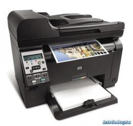 เครื่องปริ้นท์ HP Color Laserjet 100MFP M175nw