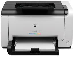 เครื่องปริ้นท์ HP Color LaserJet CP1025