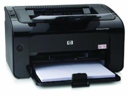 เครื่องปริ้นท์ HP LaserJet P1102w