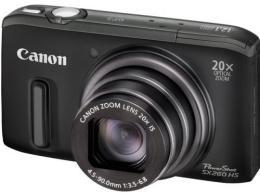 กล้องดิจิตอล PWS SX260