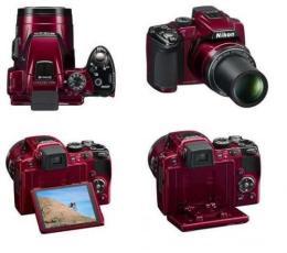 กล้องดิจิตอล Nikon Coolpix P500