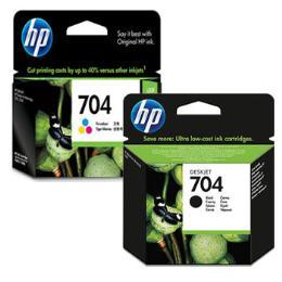 หมึกพิมพ์ HP 704
