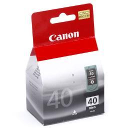หมึกพิมพ์ Canon 40 Black