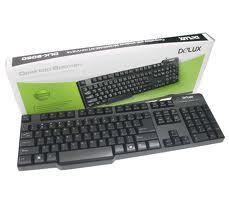 แป้นพิมพ์ Delux DLK - 8050
