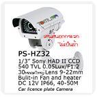 กล้องวงจรปิด PS-HZ32