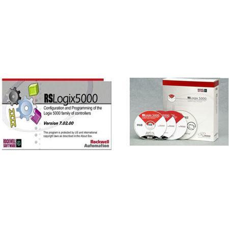 ซอฟแวร์ RSLogix 5000