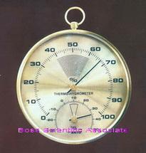 ชุดวัดอุณหภูมิและความชื้นสัมพัทธ์
