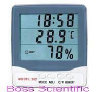 ชุดวัดอุณหภูมิและความชื้นสัมพัทธ์ HY302