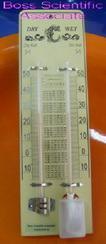 ชุดวัดอุณหภูมิและความชื้นสัมพัทธ์ Wet-Dry Thermometer
