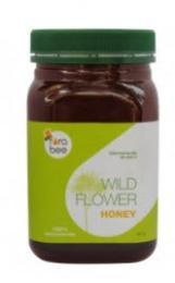 น้ำผึ้งจากดอกสาบเสือ บรรจุขวด ขนาด 500 กรัม