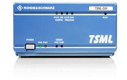 เครื่องวิเคราะห์เครือข่ายวิทยุ TSML